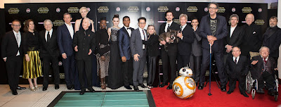 Star Wars: The Force Awakens - European Premiere