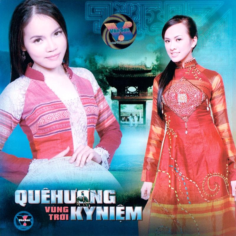 Vân Sơn CD158 - Quê Hương Vùng Trời Kỷ Niệm (NRG)
