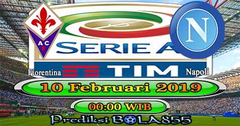 Prediksi Bola855 Fiorentina vs Napoli 10 Februari 2019