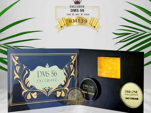 DMS56 Skincare Terbaru dari DMS360