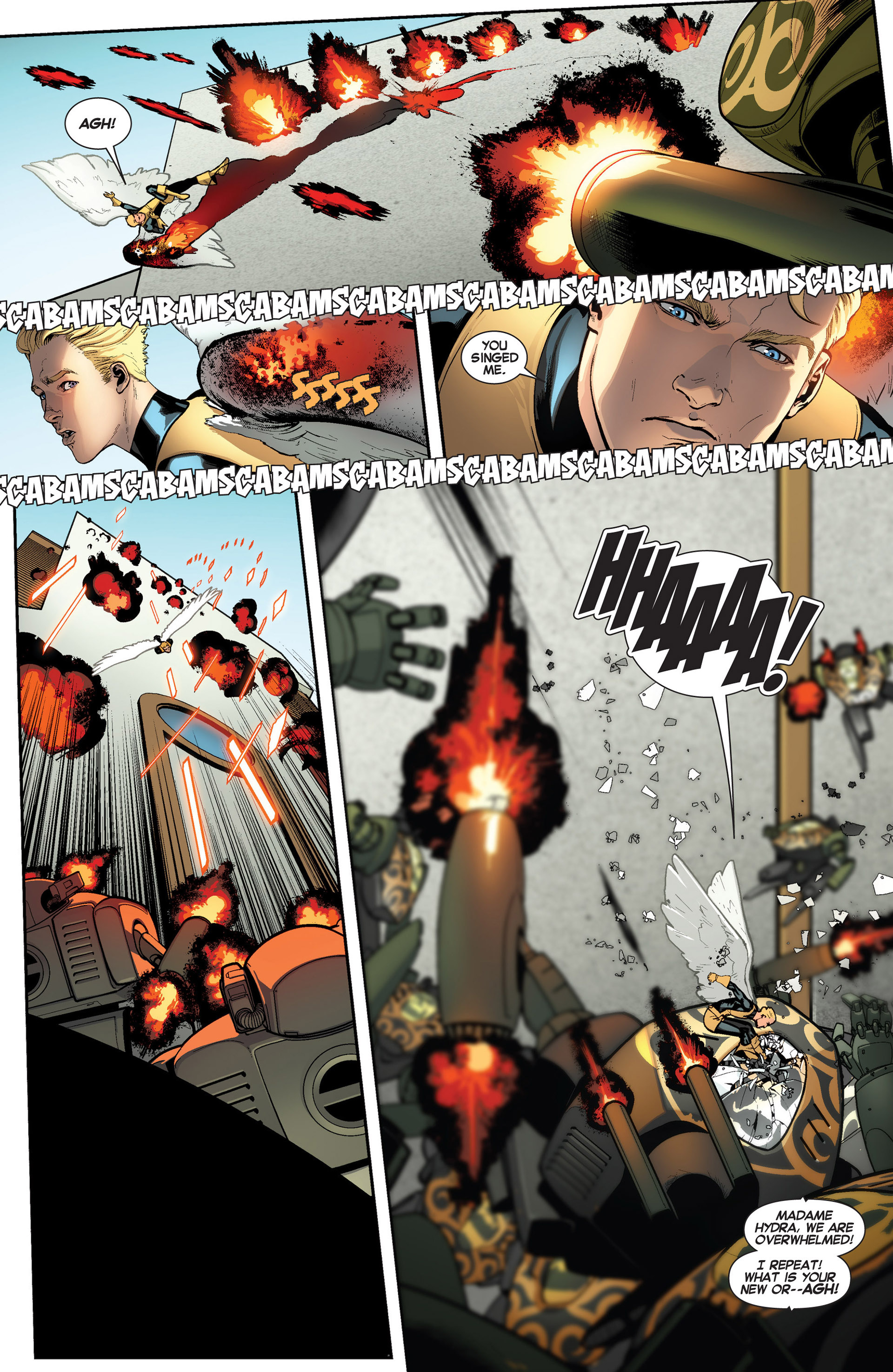 Read online All-New X-Men (2013) comic -  Issue #8 - 9
