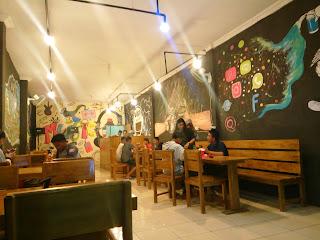 Muara Enim kota Adipura dan kafenya