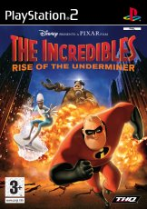 the%2Bincreibles - The Incredibles Rise Of The Underminer | Ps2