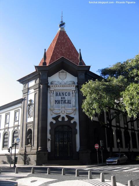 BANCO DE PORTUGAL - FUNCHAL