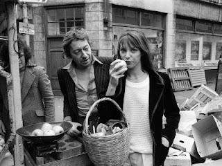 Jane Birkin, Soho, London, Serge Gainsbourg
