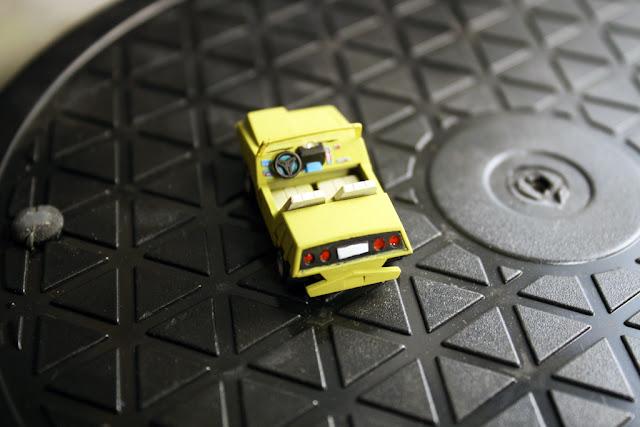 char's car