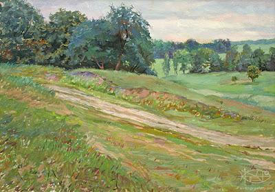 cuadros-con-paisajes-montañas-y-rios-pintados-al-oleo