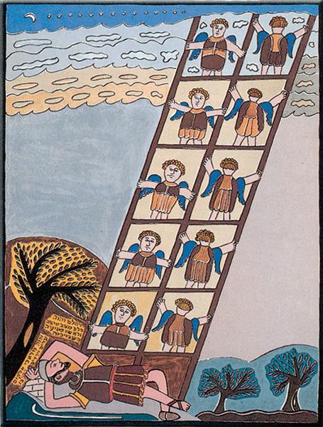 A Catholic Notebook Jacob39s Ladder