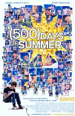 Poster Film 500 days of Summer