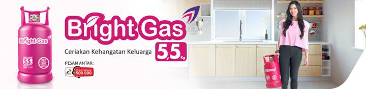 Pertamina Solusi BBM Berkualitas dan Ramah Lingkungan - Bright Gas