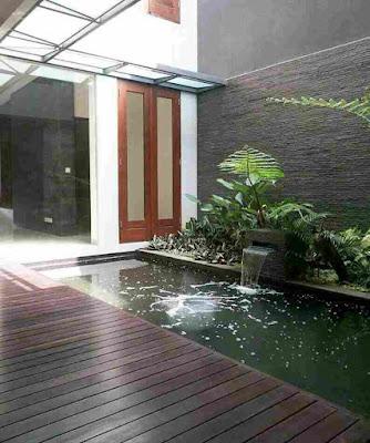 Konsep UNIK Taman Dalam Rumah Minimalis Modern yang Paling Diminati
