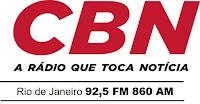 Rádio CBN FM - Rio de Janeiro/RJ
