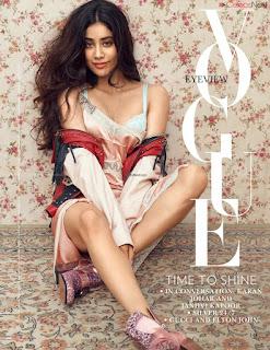 Jhanvi Kapoors First Poshoot for VOGUE June 2018 ~ Exclusive Pics 05