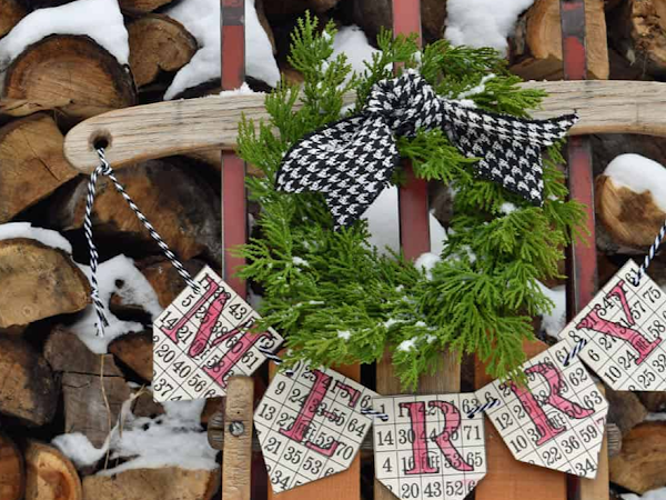 Fun Ideas for Christmas and Thursday Favorite Things Party