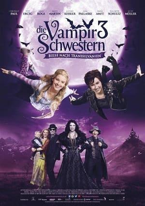 As Irmãs Vampiras 3 - Viagem para a Transilvânia Torrent