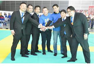 日本ブラジリアン柔術連盟とNPO法人 日本総合格闘技OBクラブが連携