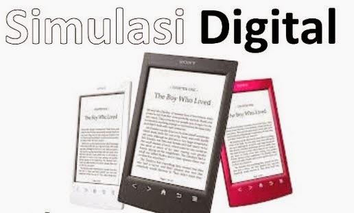 Buku Simulasi Digital Kurikulum 2013