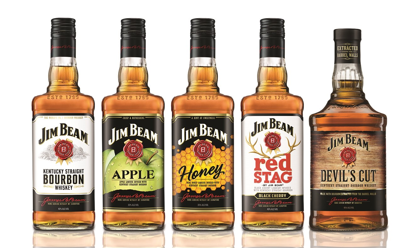 Double the Oak, Double the Pleasure with Latest Jim Beam ... |Jim Beam Product Line