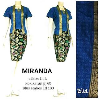 Kebaya Miranda KBW 423