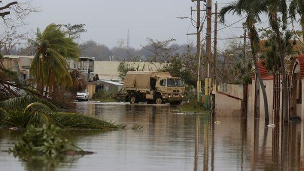 Puerto Rico, Honduras y Nicaragua vulnerables al cambio climático