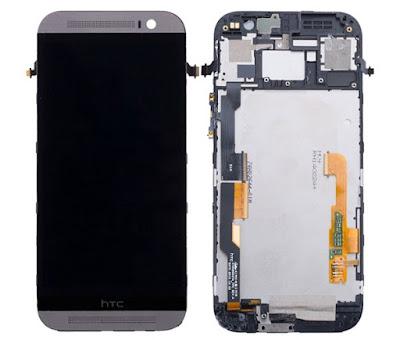 Dich vu thay man hinh HTC One M8 gia re