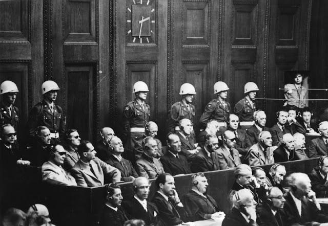 Los Juicios de Nuremberg de 1946 (Cuadernos Secretos)