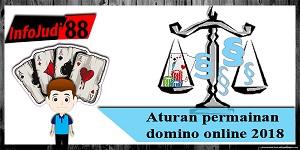 Aturan permainan domino online 2018
