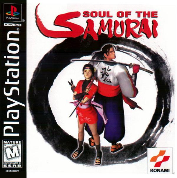 Soul of the Samurai - PS1 - ISOs Download