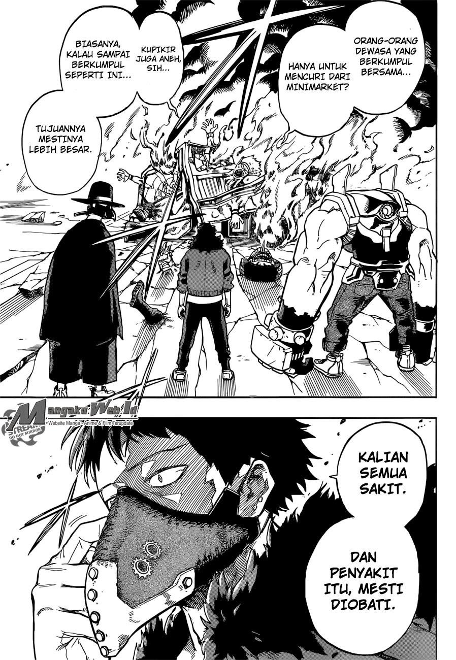 Boku no Hero Academia Chapter 115-14