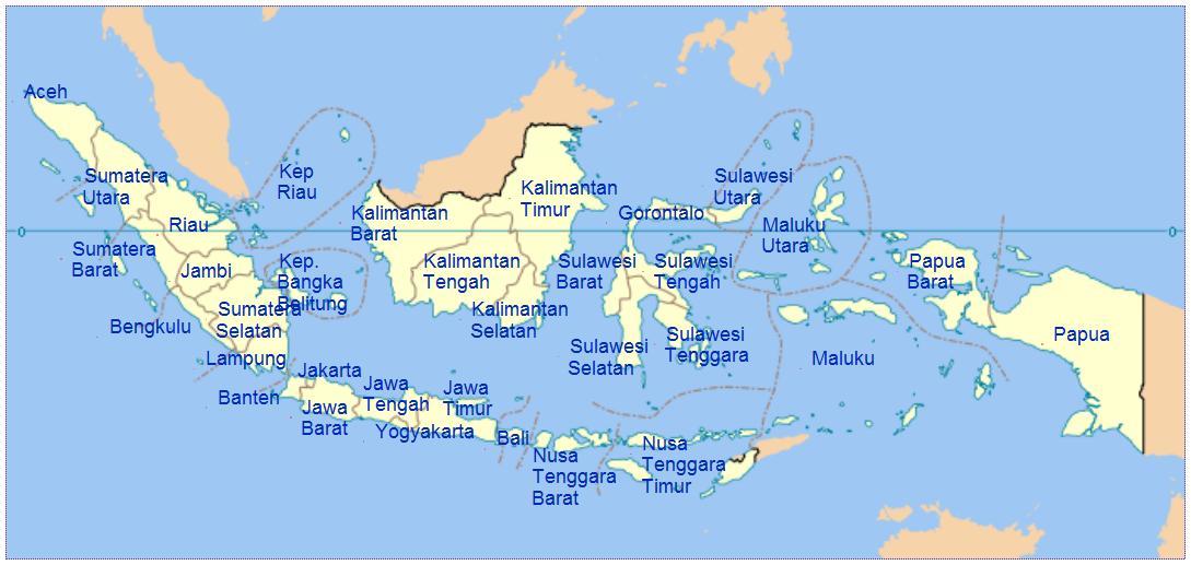 watch movies online Top 5 of Daftar Nama Provinsi Di Indonesia ~ Mar