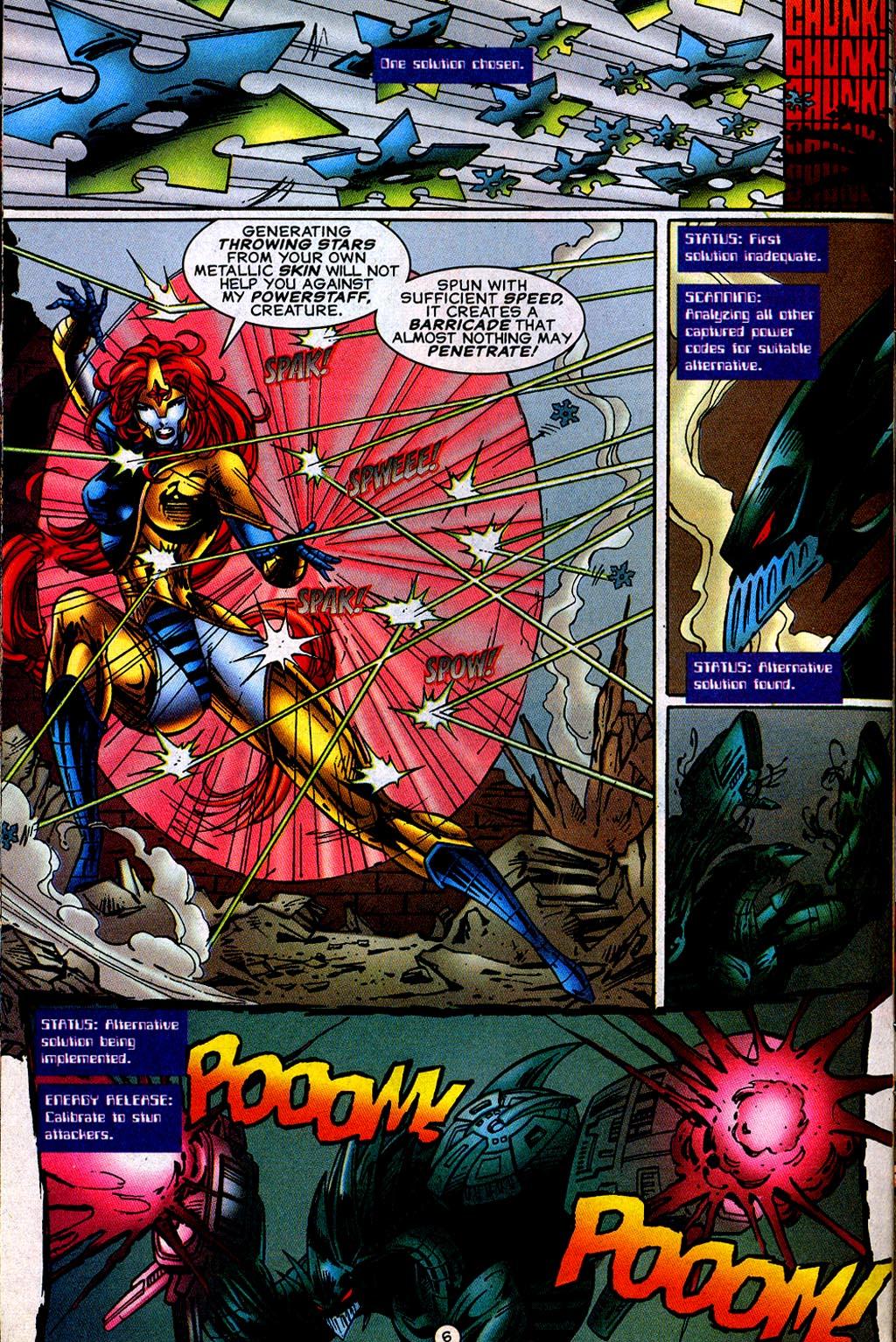 Read online UltraForce (1995) comic -  Issue #12 - 8