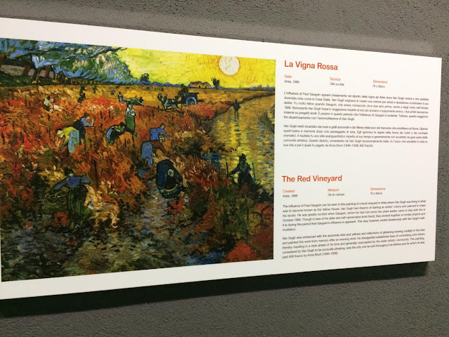 Calabria Van Gogh Museo Multimediale