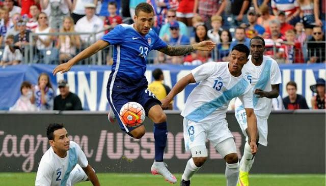Guatemala vs Estados Unidos en vivo Eliminatorias Rusia 2018