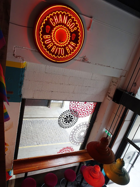 Changos Burrito Bar Liverpool