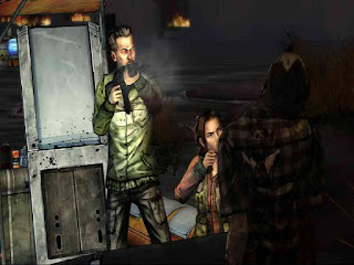 The Walking Dead Michonne Episode 2 PC Game Free Download