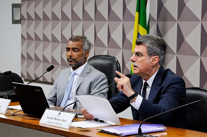 SENADO: Relatório da CPI do Futebol propõe quatro leis para aperfeiçoar o esporte
