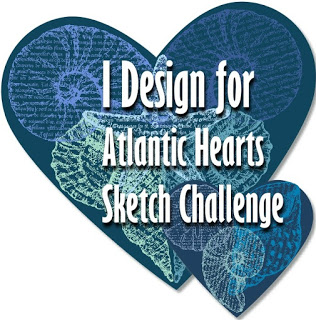 Atlantic Hearts Sketch Challenge