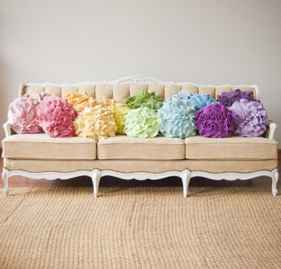 Almofadas de Rosas - Roses Pillows