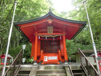 箱根:九頭龍神社