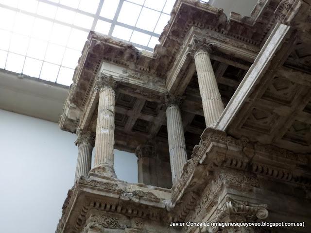 Puerta del mercado de Mileto - Museo Pergamo - Berlín - Pergamon museum