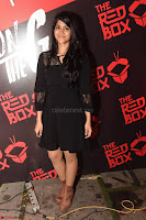 Megha Akash at The launch of The Red Box   Soups and Momos March 2017 008.JPG