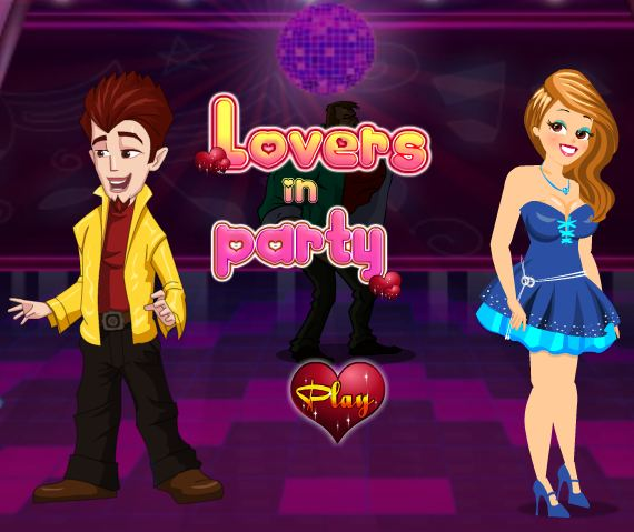 Play9Games Lovers in Part…