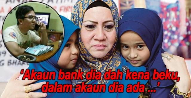 SAH ! Polis Dah Jalankan Siasatan, Bila TENGOK Duit Dalam Akaun Bank Faiz, Buat Ramai Orang TERNGANGA !