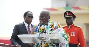 President Akufo-Addo's speech plagiarised