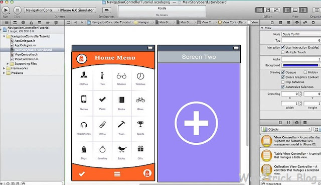 How to Make an iPhone App | Create a Application