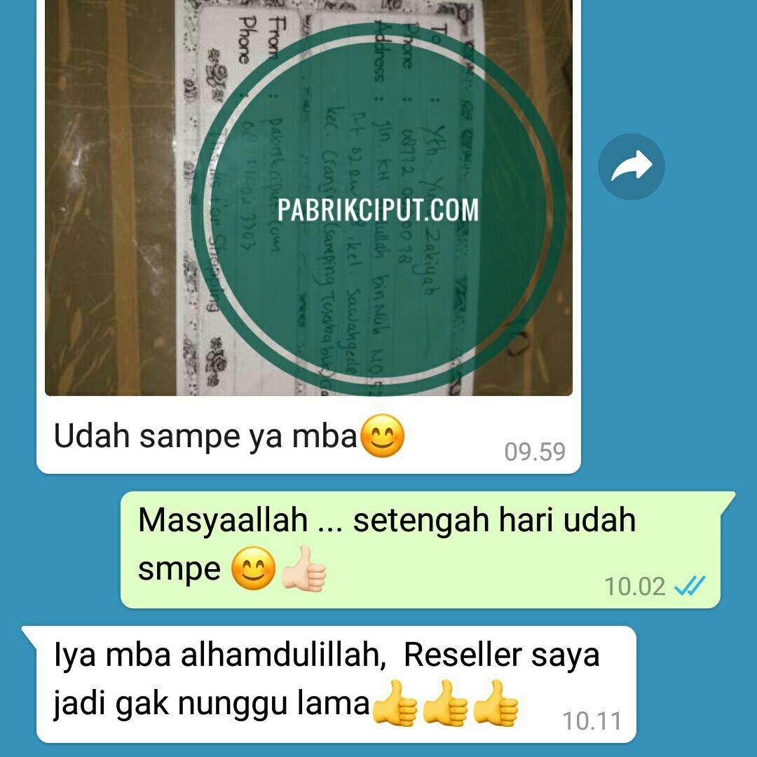 Jual Inner Rajut Anti Pusing Murah Bandana Llinner Berikut Adalah Testimoni Screen Shoot Dari Para Pelanggan Kami Yang Sudah Tersebar Di Seluruh Indonesia