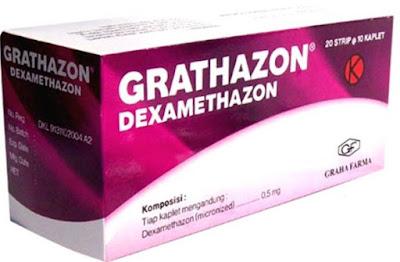 Grathazon - Manfaat, Dosis, Efek Samping dan Harga