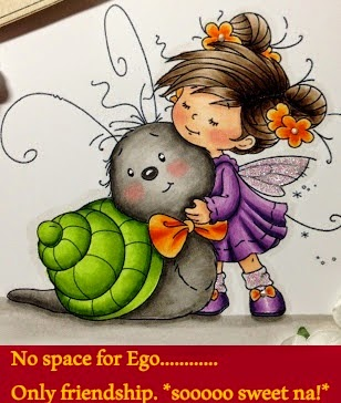No Space for EGO