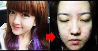 Bahaya Kosmetik Palsu