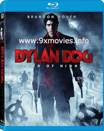 Dylan Dog Dead Of Night 2010 Dual Audio Hindi 480p BluRay 300mb